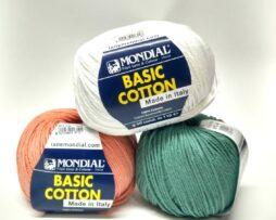 basic cotton mondial