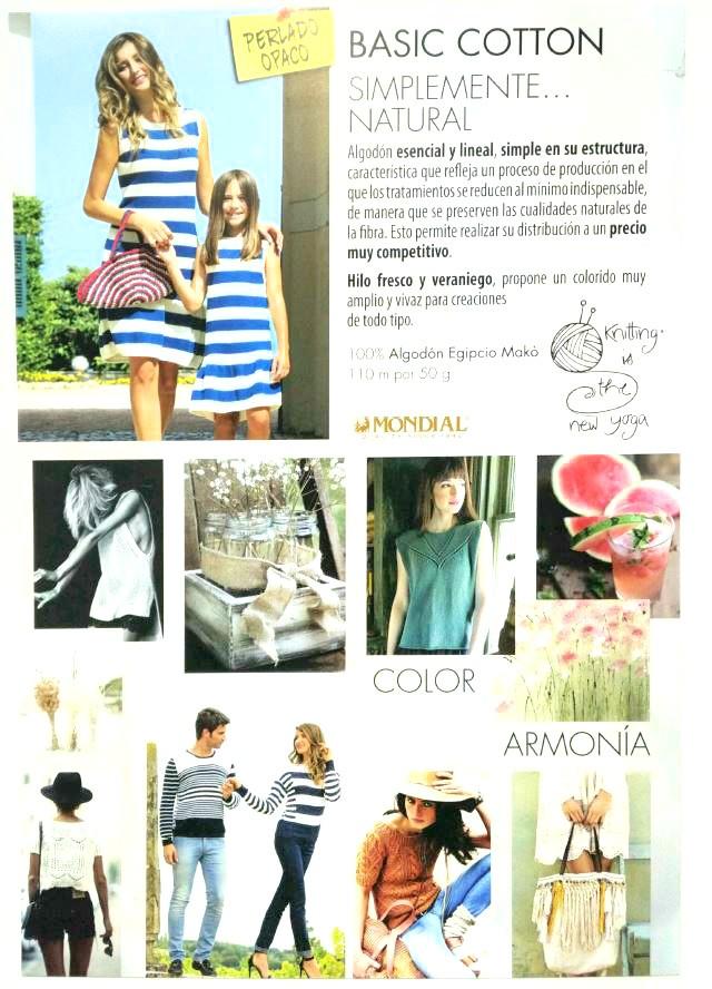 basic cotton mondial pdf