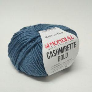 Cashmirette Gold Azul verdoso 121