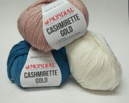 Cashmirette Gold Mondial