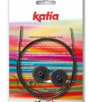 Aguja Circular cable intercambiable